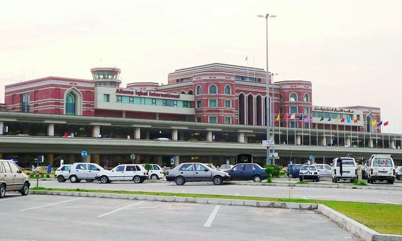 Over ten domestic and international flights were affected by delays at Lahore's Allama Iqbal International Airport on Tuesday after the airport's runway was closed due to the emergence of potholes on the runway. — File