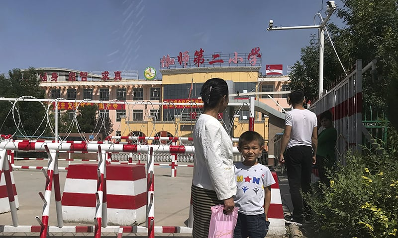 Exposed Chinese database shows depth of surveillance in Xinjiang