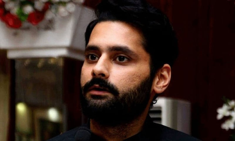 Lawyer and social activist Jibran Nasir. — File photo