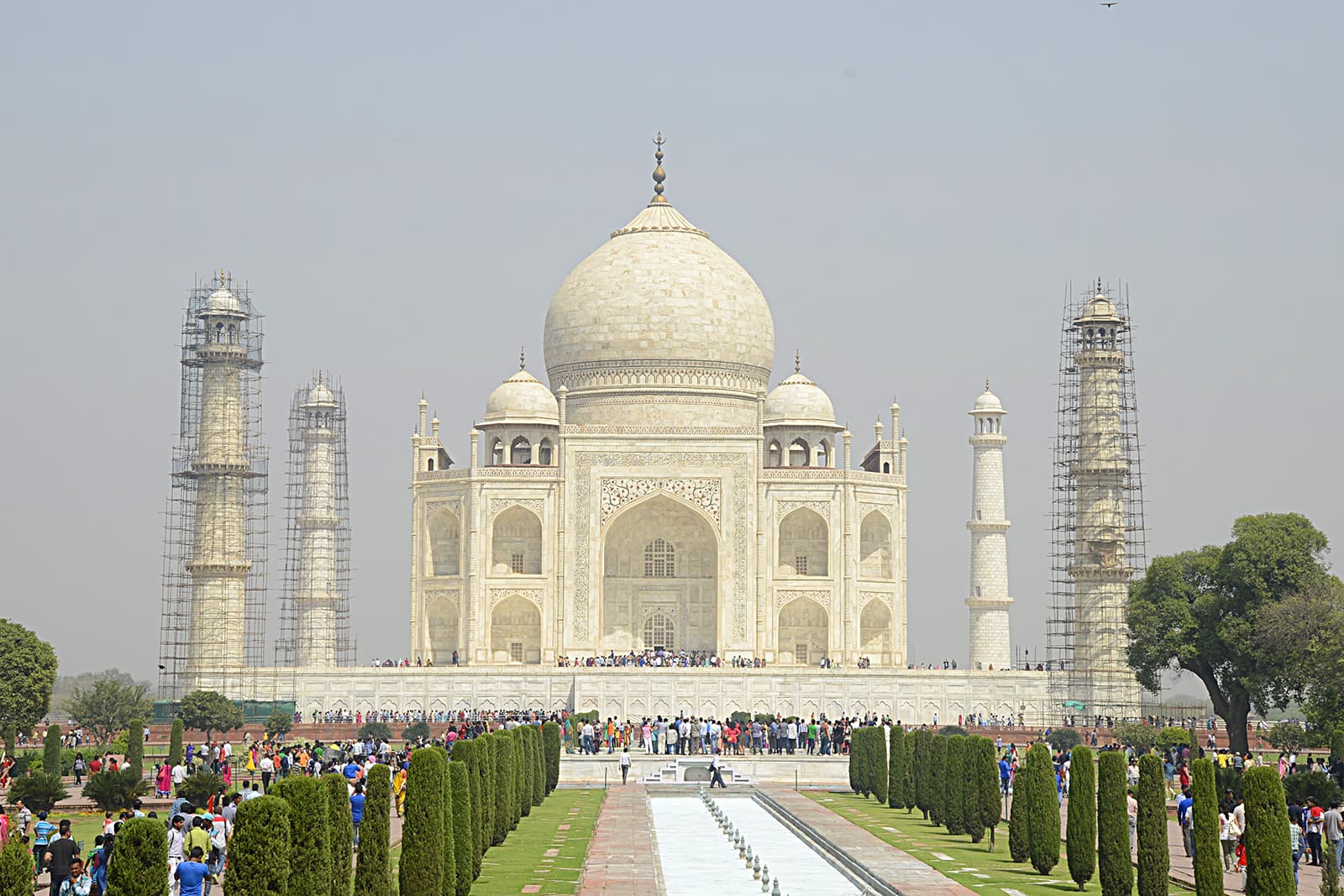 The Taj Mahal. Author provided.