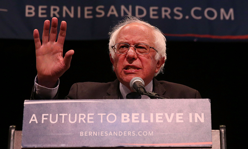 In a first, US Senator Bernie Sanders hires Muslim to manage presidential campaign