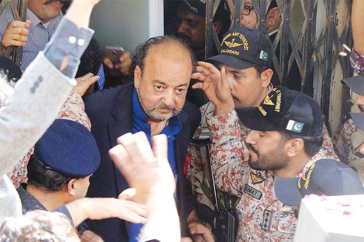 Sindh PA speaker remanded in NAB custody until March 1