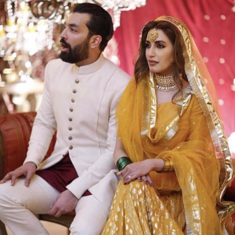foto de 12 simply beautiful pictures from Iman Ali's shendi last night Celebrity Images