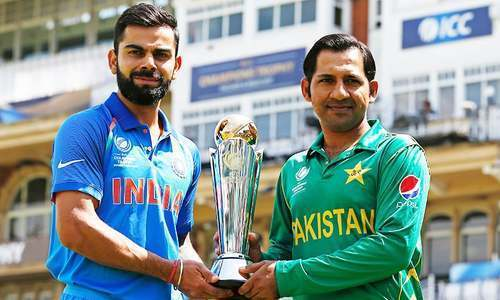 Pakistan and India are set to clash on June 16  at the cricket World Cup 2019.