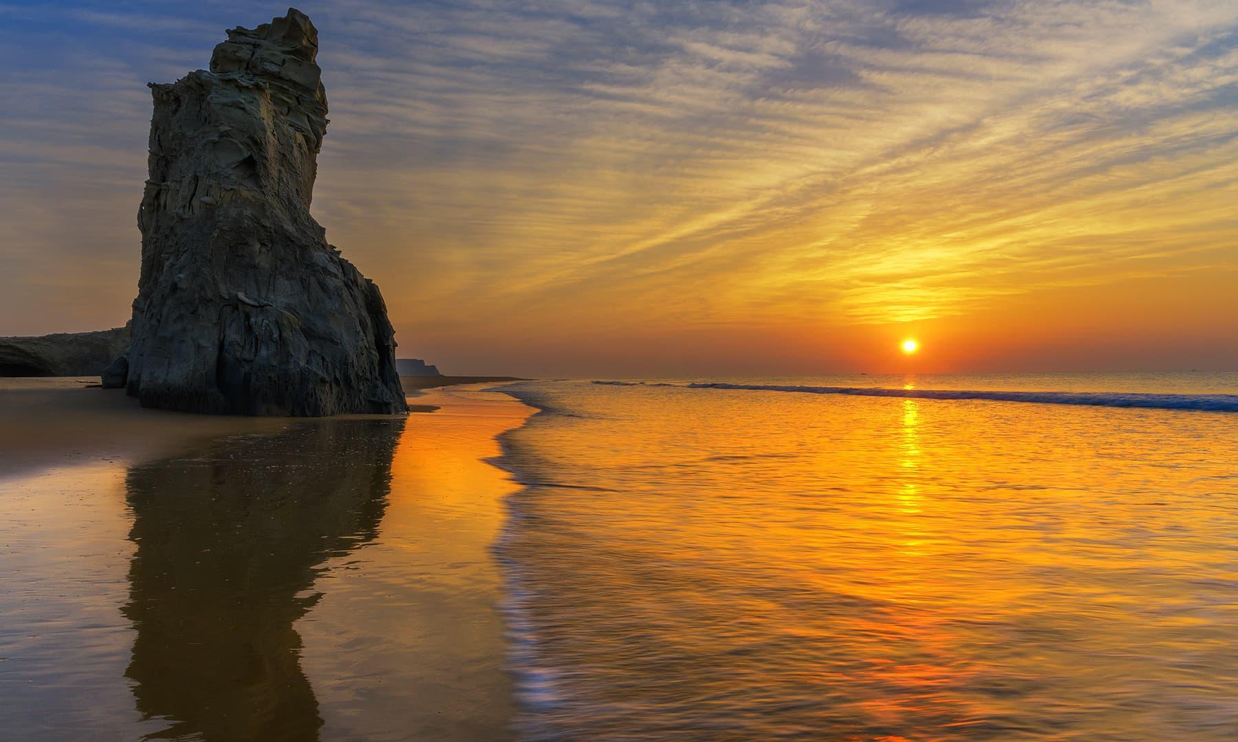 Snap beach - Syed Mahdi Bukhari