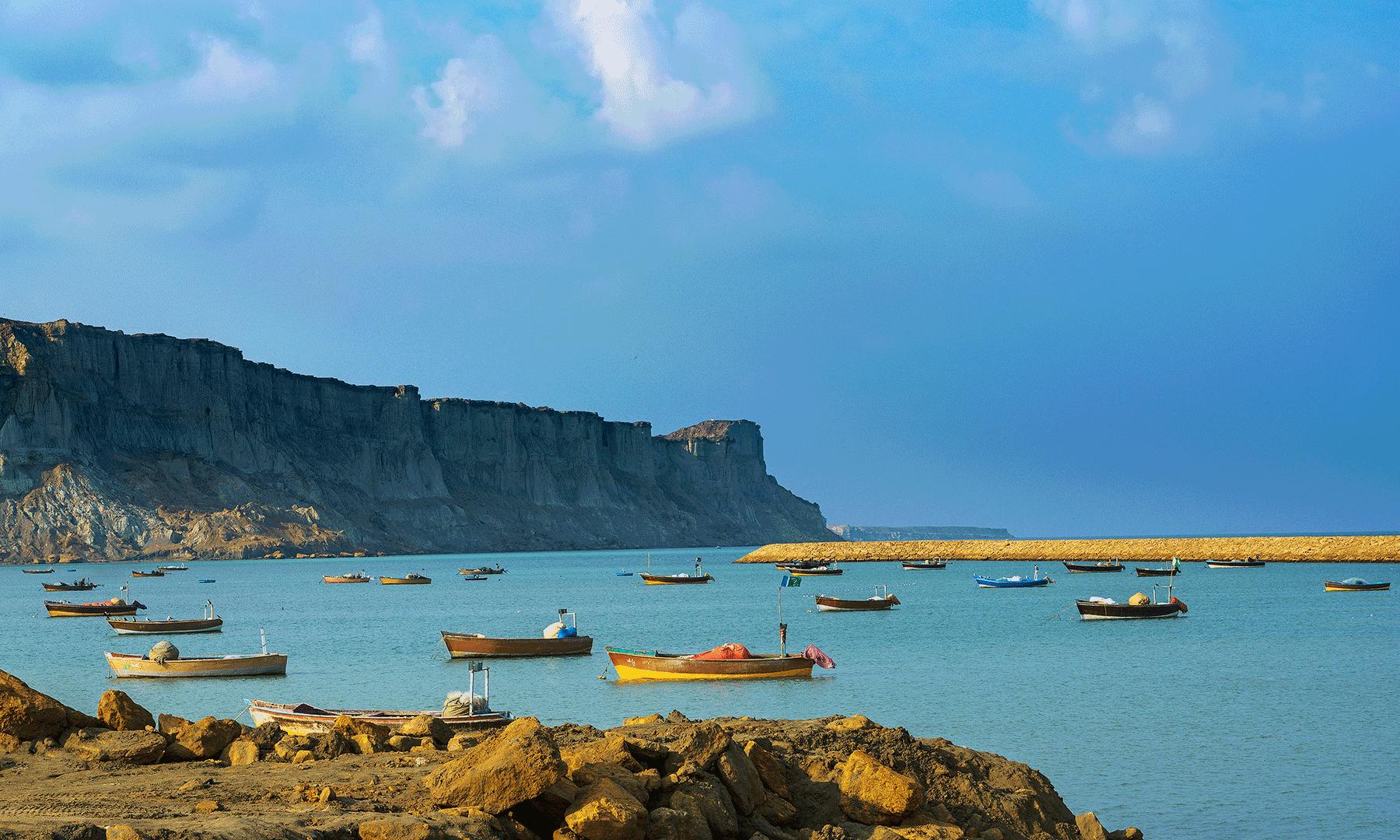Gwadar-Syed Mahdi Bukhari