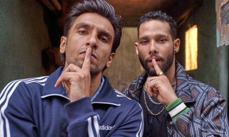 Gully Boy's unexpected star is Siddhant Chaturvedi as McSher (R)