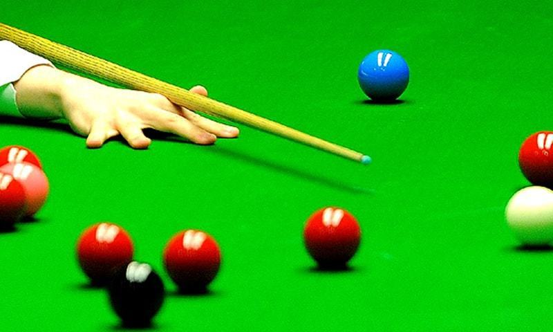 "Billiards and Snooker Federation of India Secretary S Balasubramiam   says players with ties to Pakistan ""had problems with their visas"". — AFP/File"