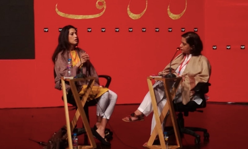 Bhutto spoke about her book, The Runaways, her childhood and Pakistan