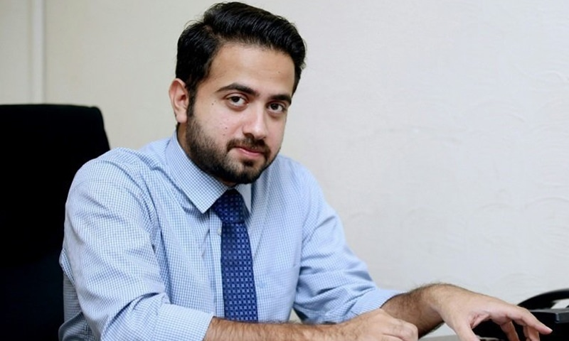 Prime Minister Imran Khan approved the appointment of Dr Arslan Khalid as the Prime Minister's Focal Person on Digital Media, PID shared in a tweet on Monday. — Photo courtesy PID Twitter