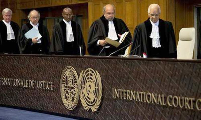 "Judges in The Hague said in a legal ""advisory opinion"" on a decades-old dispute that Britain had illegally split the islands from Mauritius. — Reuters/File"
