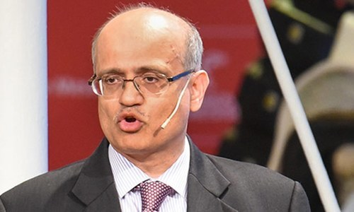 India's Foreign Secretary VK Gokhale. — AFP