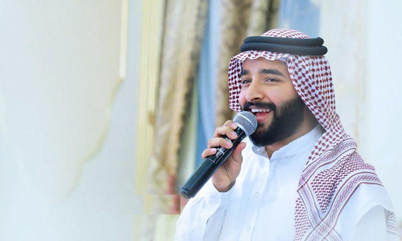 نعیم سندھی سعودی عرب کے شہر جدہ میں پیدا ہوئے—فوٹو: نعیم سندھی