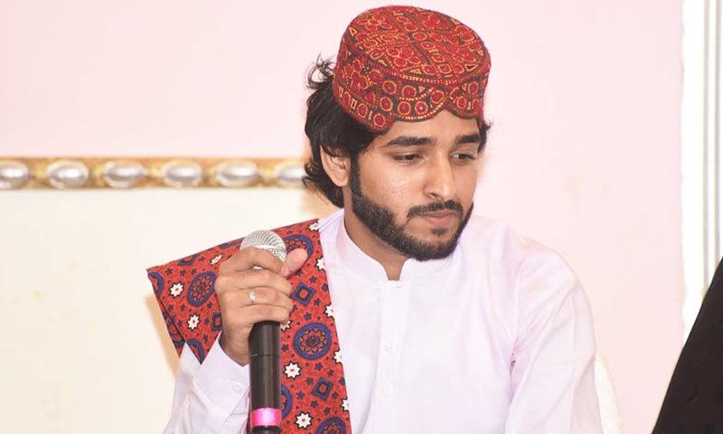 نعیم سندھی کے آباؤ اجداد کا تعلق صوبہ سندھ کے سن شہر سے ہے—فوٹو: نعیم سندھی