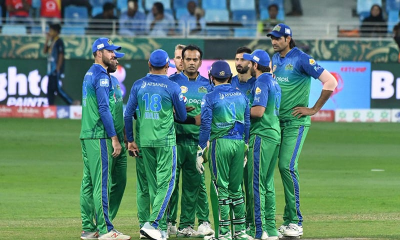 The Sultans achieved their second win of the season. — PSL
