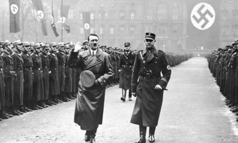 جنگ عظیم دوئم 1939 سے 1945 تک جاری رہی—فوٹو: پے پروڈس