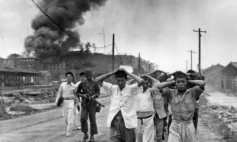 کوریا جنگ 1948 سے 1951 تک جاری رہی—فوٹو: دی میڈیم