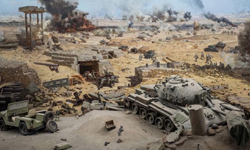 اسرائیل کو عرب جنگوں میں امریکا اور برطانیہ جیسے ممالک کا ساتھ رہا—فوٹو: جیوش بک کونسل