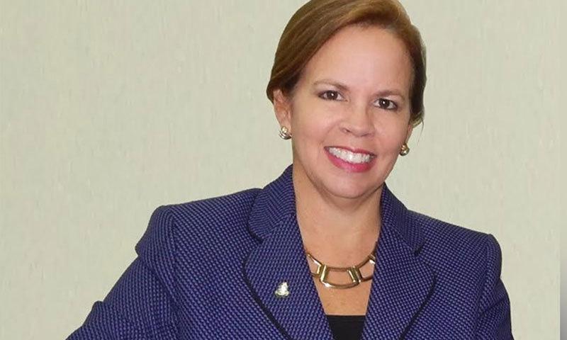 ایولین بھی اوربا کی پہلی خاتون وزیر اعظم ہیں—فوٹو: کیورا ساؤ کرونیکل