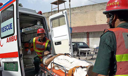 Balochistan to set up Emergency and Rescue 1122