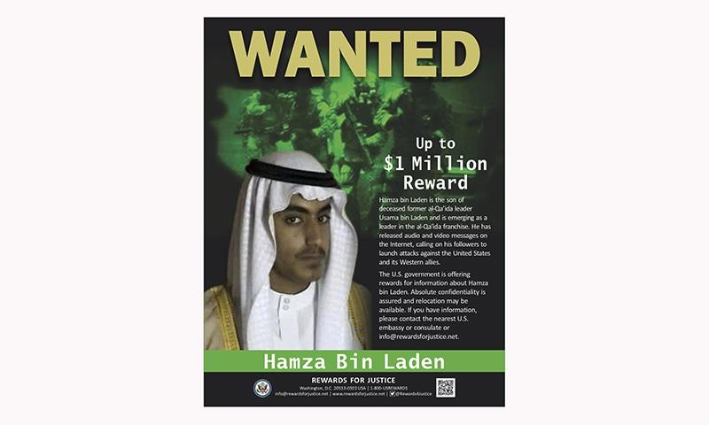 Saudi says Hamza bin Laden stripped of his citizenship