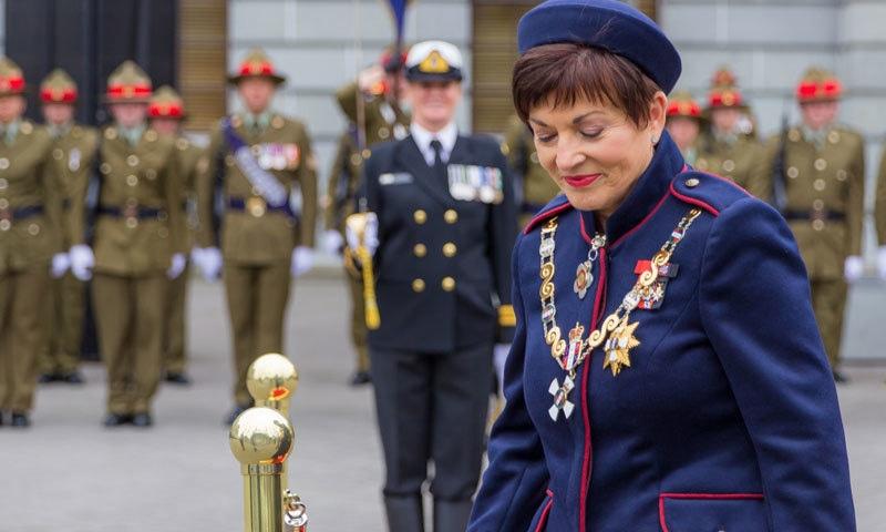 پیستی ریڈی 21 ویں گورنر جنرل مقرر ہوئیں—فوٹو: وکی میڈیا کامنز
