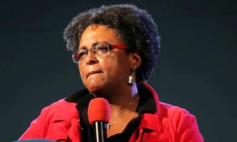 میا موٹلی منجھی ہوئی سیاستدان ہیں—فوٹو: کیریبین 360