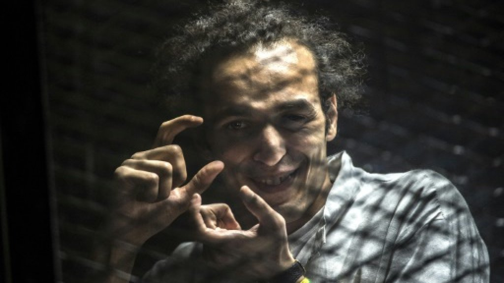 Egypt releases prominent photojournalist after 5-year term