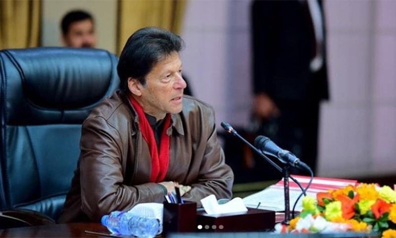 PM Khan welcomes CJP Khosa's statement on punishing those who give false testimony