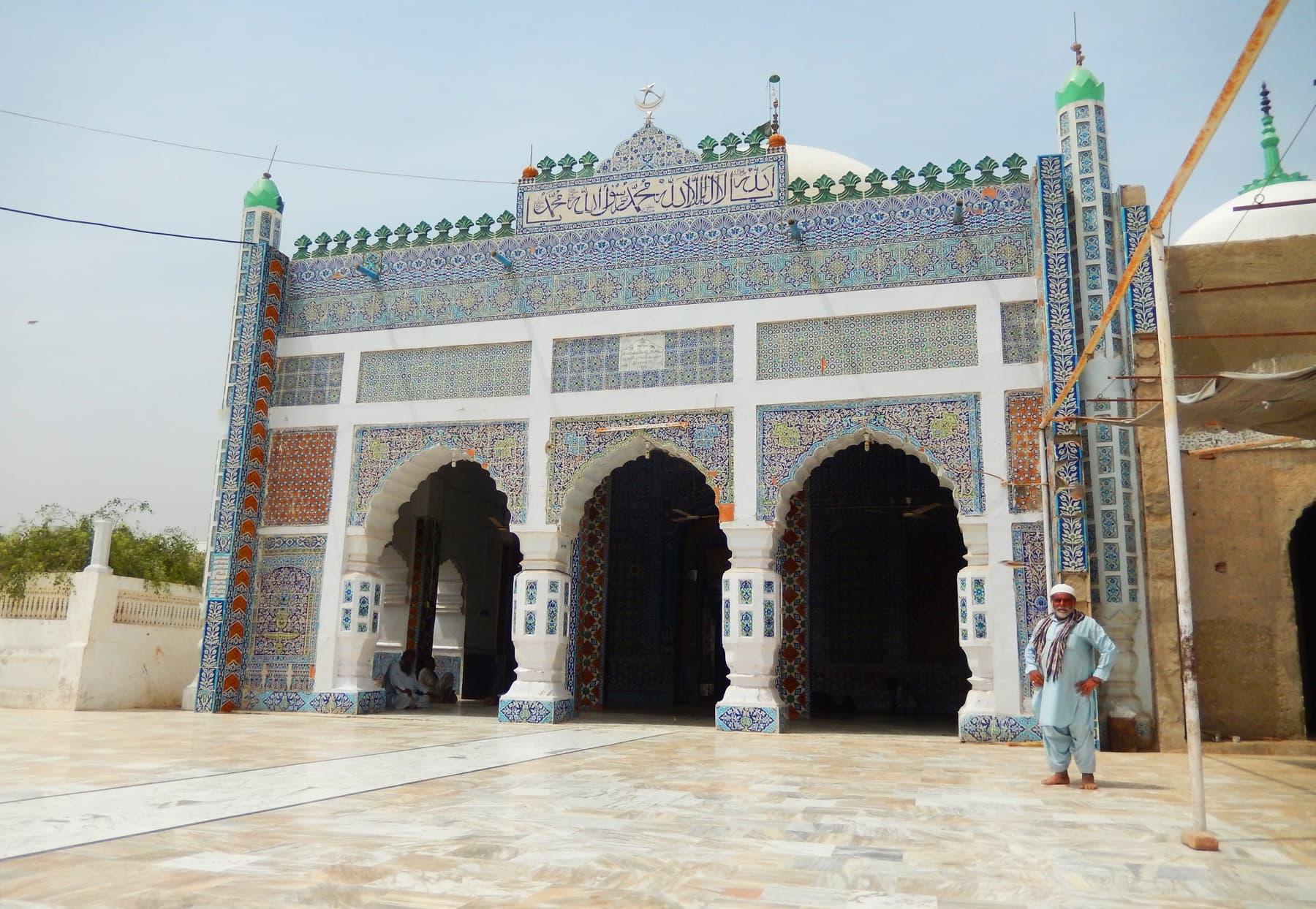 مقبرہ شاہ کریم بلڑی وارو—ابوبکر شیخ
