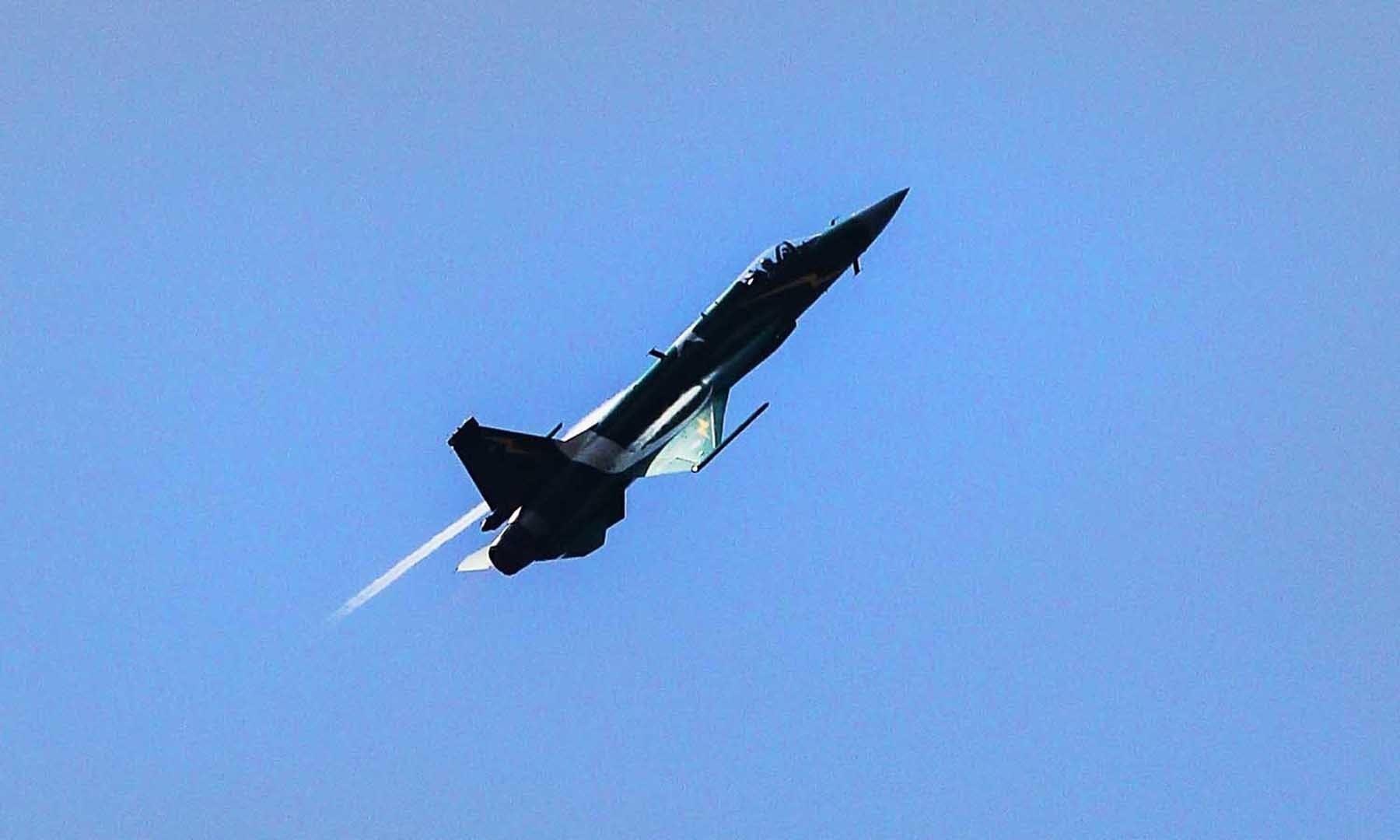 جے ایف-17 تھنڈر—محمد عثمان