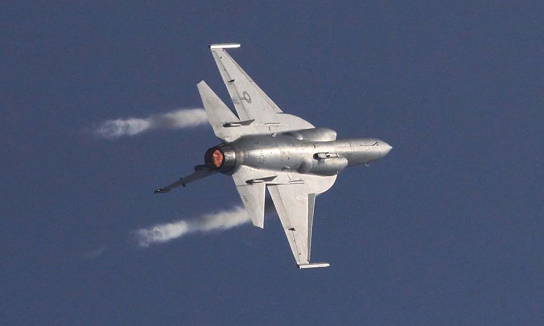 جے ایف - 17 تھنڈر—پی پی آئی