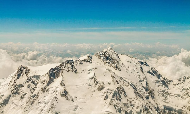 Search for 2 missing European climbers attempting to scale Nanga Parbat called off