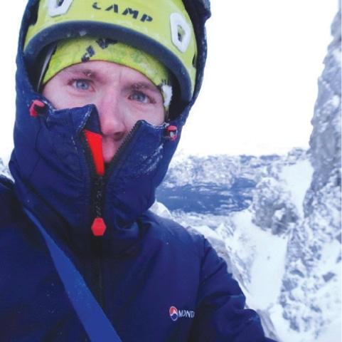 British climber Tom Ballard