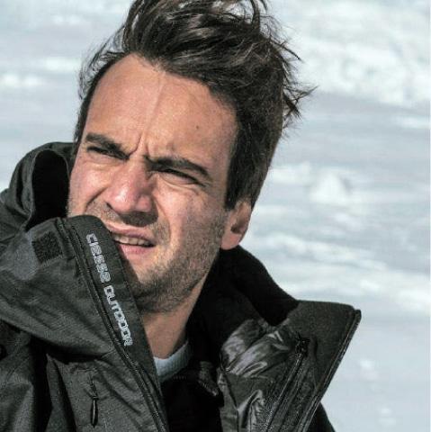 Italian climber Daniele Nardi
