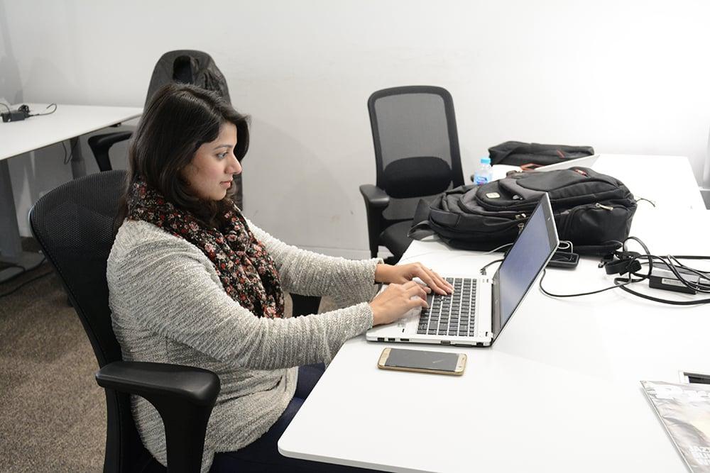 Meet Amena Shakil, Digital Telco Solutions, Telenor Pakistan