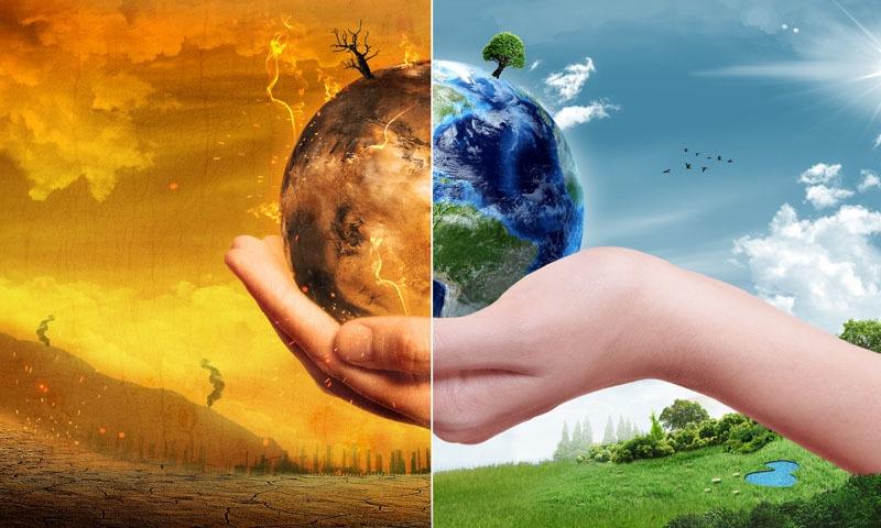 دنیا میں تیزی سے سامنے آنے والی موسمیاتی تبدیلی کس حد تک خطرناک؟