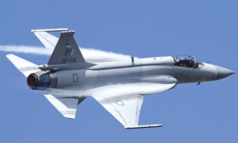 Pakistan's jointly developed JF-17 Thunder jets acquitted themselves well in the current tensions