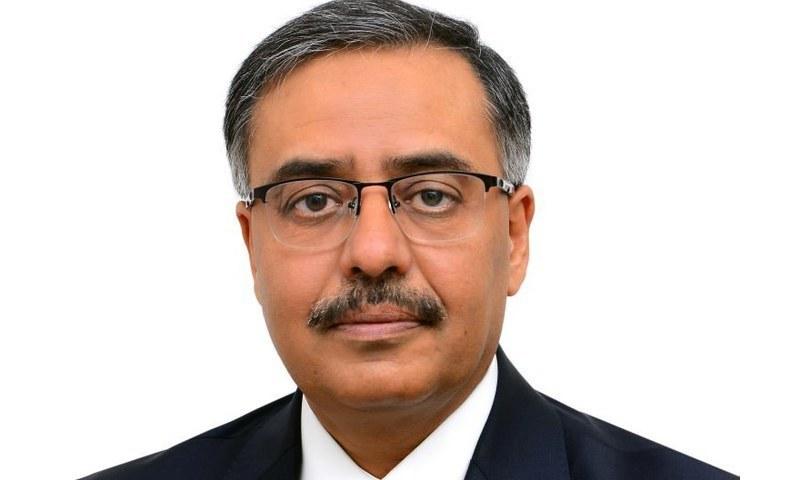 Pakistani High to India Commissioner Sohail Mahmood.— Photo courtesies of FO