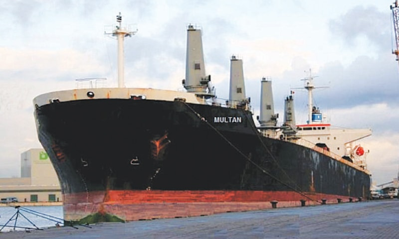 Headwinds for Pakistan's shipping industry