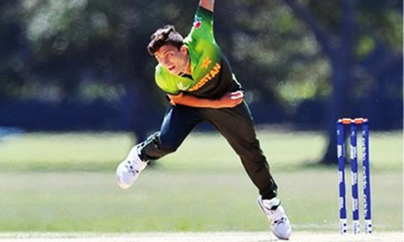 Cricket: New speedster out of the blocks - Pakistan - DAWN COM