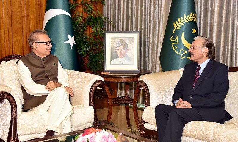 وزیر اعظم اور قائد حزب اختلاف کے درمیان مشاورت تک الیکشن کمیشن اراکین کی تقرری نہیں ہو سکتی — تصویر بشکریہ الیکشن کمیشن آف پاکستان