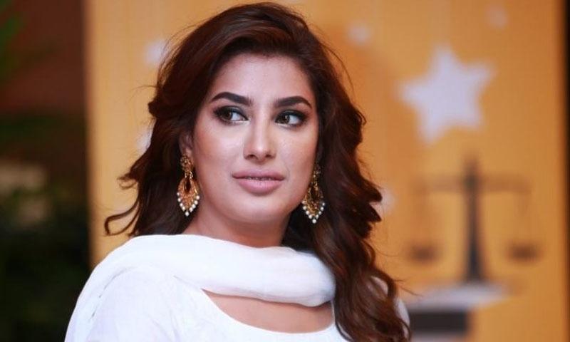23 مارچ کو صدر پاکستان اداکارہ کو یہ ایوارڈ دیں گے —فوٹو/ اسکرین شاٹ