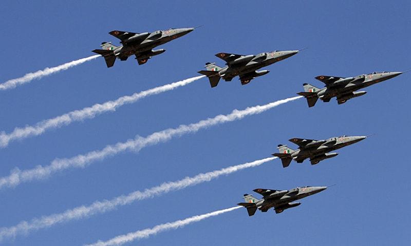 2027ء تک جیگوار طیارے بھی ریٹائر ہونا شروع ہوجائیں گے—اے ایف پی