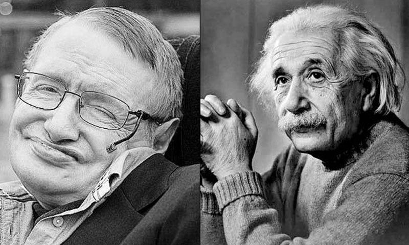 14 مارچ کے دن کی ایک بات مشترکہ ہوگی کہ سب لوگ 2 سائنسدانوں کے ذکر میں مصروف رہیں گے — فائل فوٹو: اسٹیمٹ