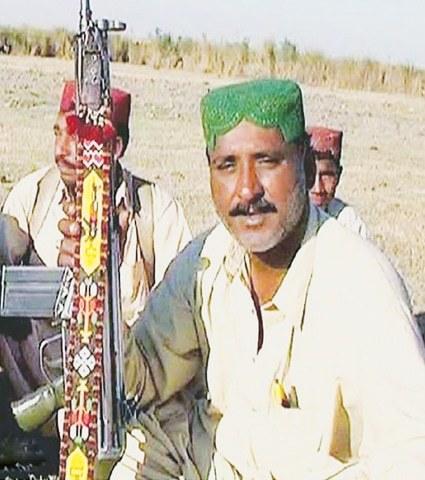 Ghulam Rasool alias Chotoo. —Online/File