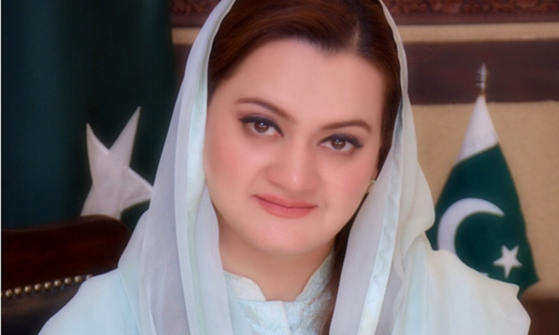 Marriyum Aurangzeb claims that the proposed PMRA is unprecedented in the world.— Photo courtesy of NA website