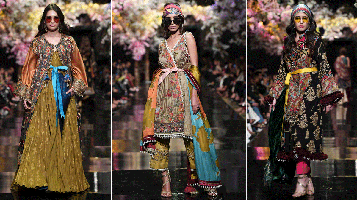 Sana Safinaz's show will feature a mix of fresh designs and those previously shown at FPW last month