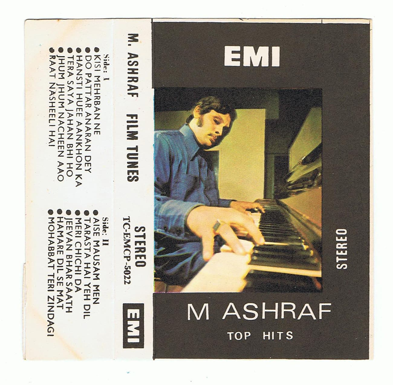 M Ashraf's top hits