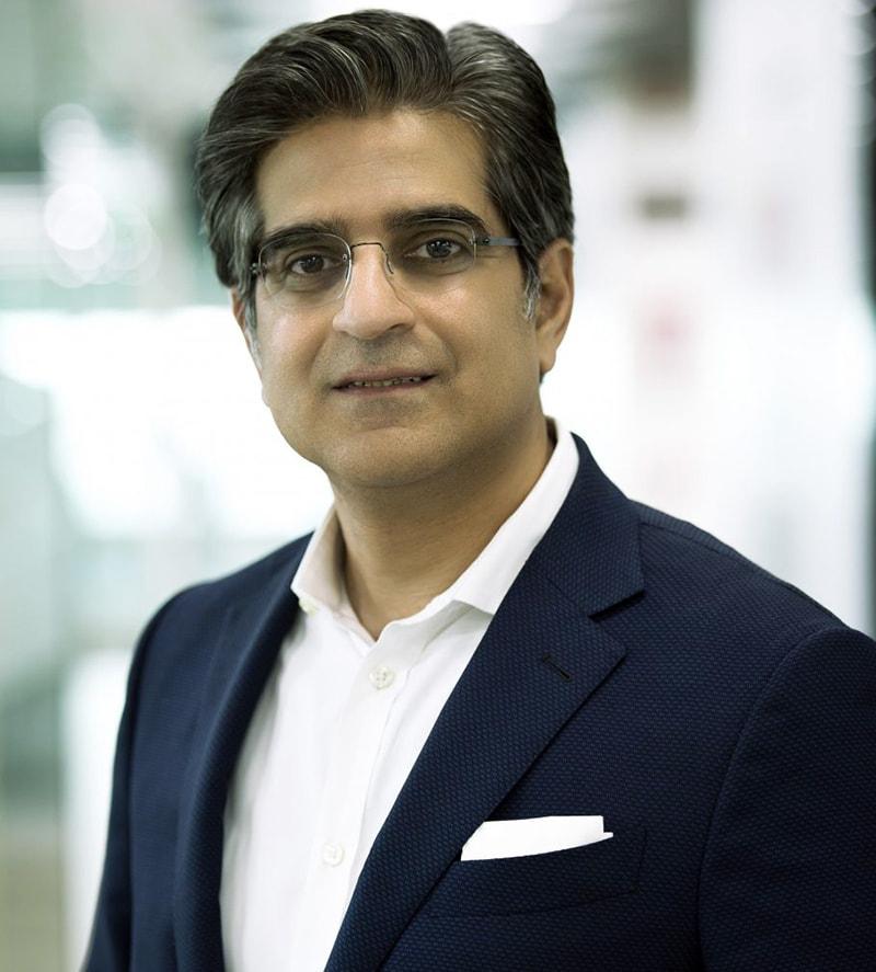 Aamir Ibrahim, CEO, Jazz.